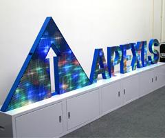 LED视频标识